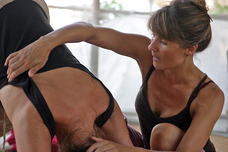liz warrington yoga